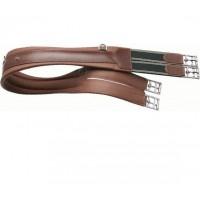 Sottopancia in cuoio con elastico A4 PRESTIGE