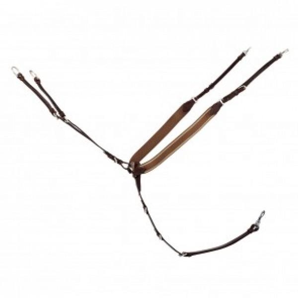 Pettorale elastico con martingala NORTON