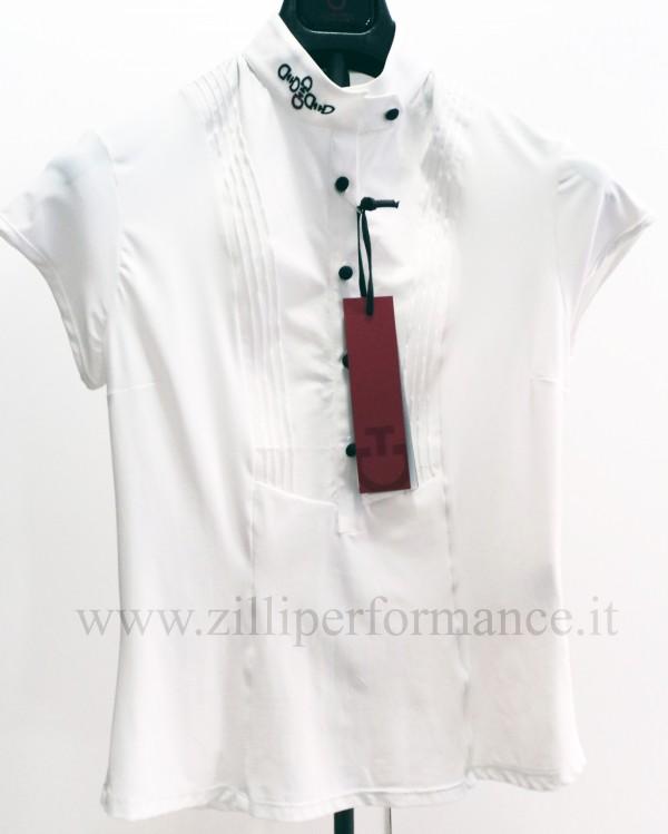 the latest 77e88 62504 Camicia Donna con pettorina CAVALLERIA TOSCANA