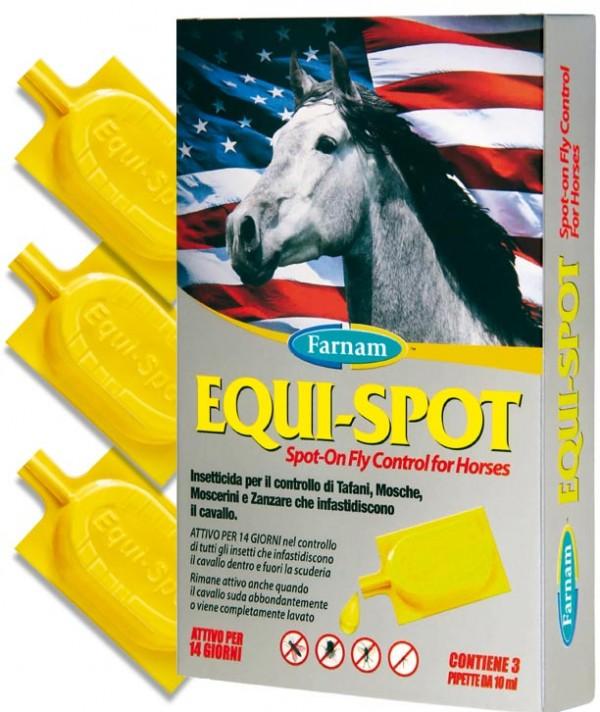 EQUI-SPOT 3X10 ml FARNAM