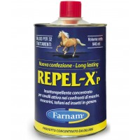 REPELLENTE per cavalli REPEL-X FARNAM 946 ml