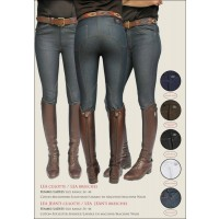 Pantalone equitazione Donna KOMUTEKIR mod. LEA