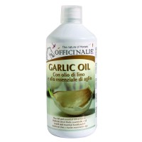 Integratore per cavalli REPELLENTE GARLIC OIL 1L OFFICINALIS 1 L
